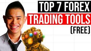 Top 7 FREE Forex Trading Tools (In 2020)