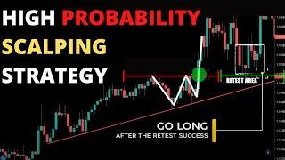 Simple High Probability Scalping Price Action Trading Strategy for Forex Trading & Stock Trading