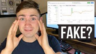 How to Spot a FAKE Forex Trader / Stock Trader?