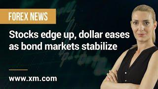 Forex News: 01/03/2021 - Stocks edge up, dollar eases as bond markets stabilize