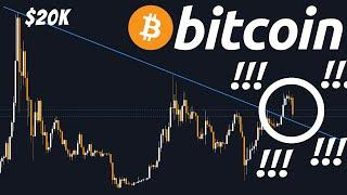 EVERYONE is talking about THIS in Bitcoin now...!!!