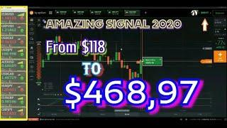 Binary options strategy - AMAZING TRADING SIGNALS 2020 - CR TRading