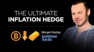 Why Bitcoin Now? Bitcoin, Gold, Goldman, Inflation and the new Balance Sheet!