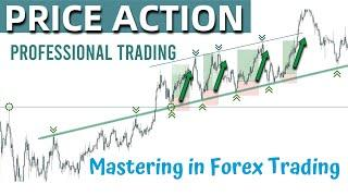 Price Action Trading Strategy Step By Step Walkthrough: Advanced Forex Trading    Trade Like Pro