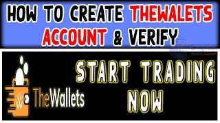 How To Create Thewallets Account in 1 minute & Verify | Convert Reward Points from Adisence