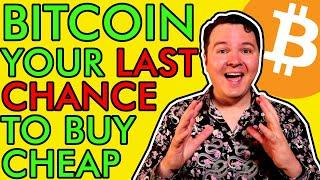 LAST CHANCE TO BUY BITCOIN UNDER $20,000! [Get Yours Before it's Too Late!]