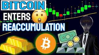 Bitcoin Ready To Enter Reaccumulation Zone (Market Analysis) S&P, DXY, Gold, Silver