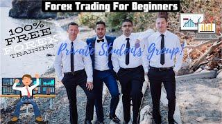 JOIN THE PRIVATE FOREX GROUP by Starting the FREE FOREX TRAINING!!!