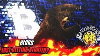 Bitcoin Bears in Full Control? BTC & Chainlink Price Prediction, Technical Analysis, Targets, News