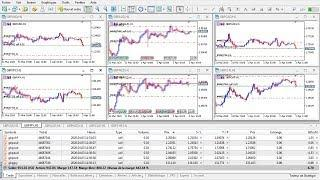 LIVE TRADING FOREX SCALPING PROFESSIONALLY | HOW TO USE FOREX TO 10X YOUR LIFE