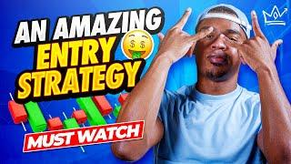 Simple And Best Way To Find GREAT Entries Trading   Forex Day Trading Strategy