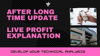 After long time update | live  profit Explanation | Forex Trading Tamil | fxchandru