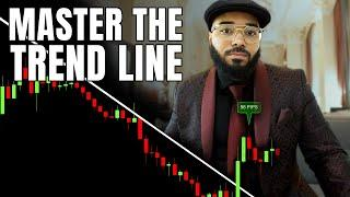 Master The Trend Line - Forex Trading