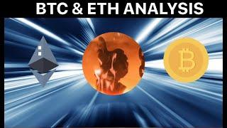 Bitcoin And Ethereum - Crypto Technical Analysis