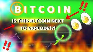 BITCOIN PUMPED $2,000 IN A DAY LAST TIME THIS HAPPENED!!! - THIS ALTCOIN NEXT FOR MASSIVE BREAK??