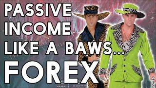 Forex Passive Income - Make Money In Your Sleep!