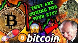 BITCOIN EXPLOSIVE REVELATION!!! THEY ARE COMING for BTC!! BUY ALTCOINS NOW?