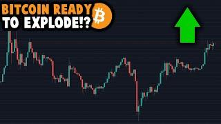 BITCOIN PRICE WILL EXPLODE VERY SOON!!!! - Must Watch This Exact Level! - Bitcoin Price Analysis