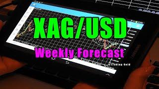 XAG/USD Weekly Forecast from 11 to 15 January 2021 by Analysis Trading Gold Forex