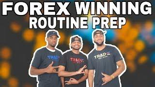 FOREX WINNING ROUTINE PREP | PIPOLOGY FOREX ROUTINE
