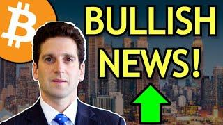More Boomers & Gen-X Buying BITCOIN & New NYDIG $190 Million CRYPTO Fund