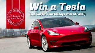 Would You LIke To Win a Tesla? Here's How!