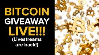Cryptopig BITCOIN GIVEAWAY - Is It Too EARLY to call it a BULLRUN?