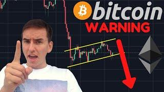 HUGE WARNING TO BITCOIN & ETHEREUM HOLDERS!!!!!!!!!!!!!! WOW!!!