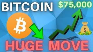 BITCOIN BULL RUN To $75,000 Is Just Getting Started! New Highs Are Coming...