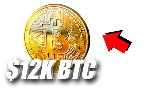 Bitcoin $11,800 2020 - What's The NEXT Step??