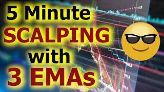 3 EMA FOREX SCALPING STRATEGY (Exponential Moving Average SetUp)