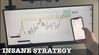 INSANE and SIMPLE Forex Trading Strategy (Easy Pips!)