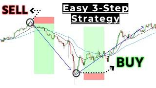 SIMPLE and PROFITABLE Forex Day Trading Strategy! (The Secret To BIG Profits)