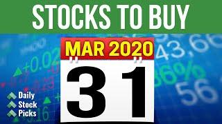 No One Else On Youtube Shares Their Trades In Advance & Results, And Are Profitable (31 Mar 2020)