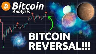 BITCOIN REVERSED!!! WHAT'S NEXT ?!? BITCOIN TIME ANALYSIS BASED ON ASTROLOGY!!!