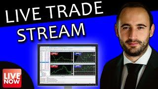 Live Trading Stream - Trade Forex, Indices, Gold & Oil