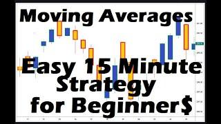 KILLER 15 Minute MOVING AVERAGE Strategy (FAST PROFITS in Forex)