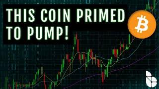 This Coin is Primed to Pump! Plus Bitcoin Giveaway!