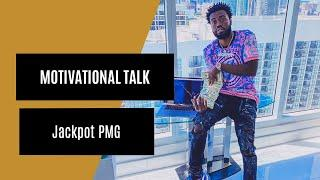 MOTIVATIONAL TALK WITH JACKPOT PMG: If You Learning Forex Then You Really Not Broke | Forex Trading